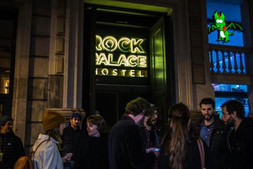 Sant Jordi Hostel Rock Palace photo 40