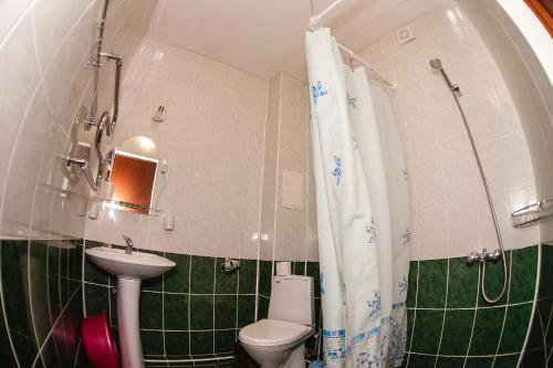 Гостевой дом Елена Стандартный двухместный номер с 2 отдельными кроватями