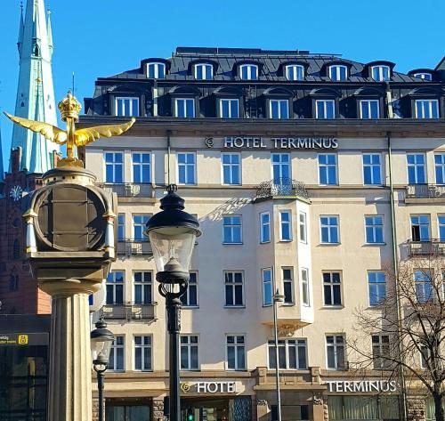 Hotel Terminus Stockholm impression