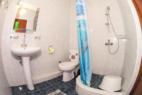 Гостевой дом Елена Улучшенный трехместный номер