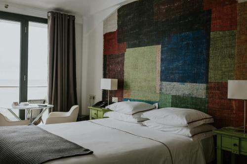 Double or Twin Room - single occupancy Hotel Arbe 4