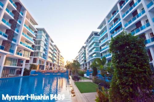 My Resort HuaHin B403 My Resort HuaHin B403