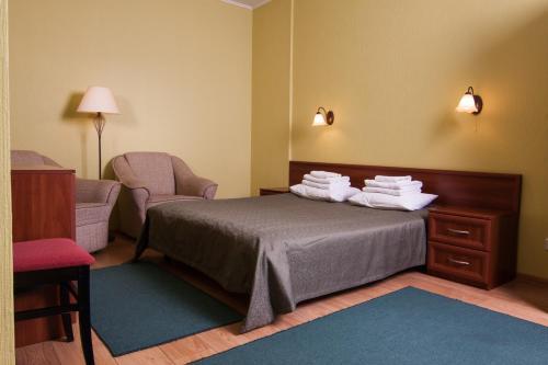 . Mini-hotel on Elektrotechnichnaya Street 18