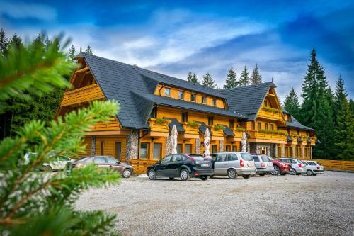 Horský Hotel Kristína - Hruštín