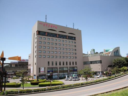 新宮古酒店足利本館 New Miyako Hotel Ashikaga