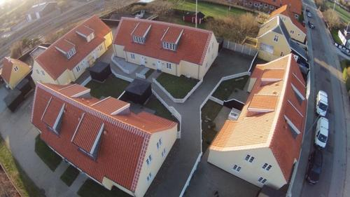 . Holiday House Downtown 3-bedroom - Hotel Sønderstrand