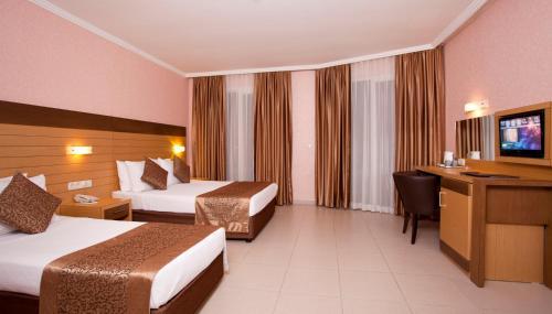 Alanya Remi Hotel adres