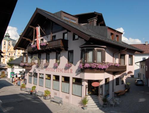 Hotel Fischer - St Johann in Tirol