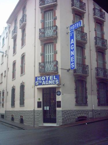 Hôtel Sainte Agnès - Hôtel - Lourdes