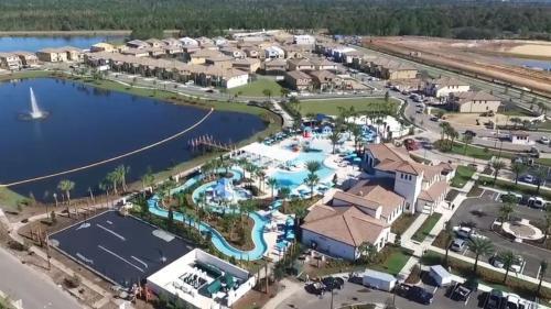 8 Br Villa #1188 At Windsor Of Westside - Kissimmee, FL 34747