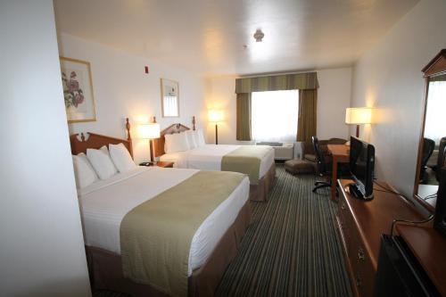 Best Western Liberty Inn - Delano, CA 93215