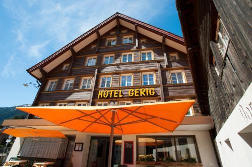 . Hotel Gerig