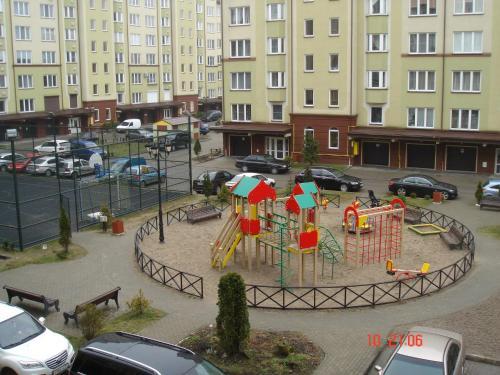 . Apartment on Moskovskaya 64