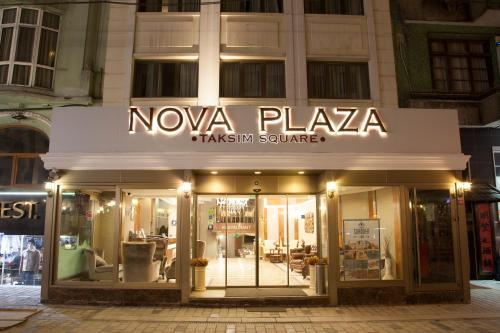 Istanbul Nova Plaza Taksim Square by Hotelistan coupon