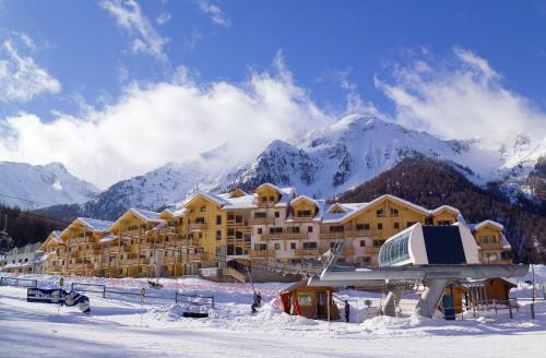 Accommodation in Les Orres