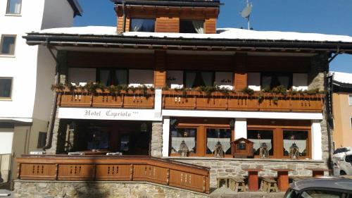 Hotel Capriolo - Madesimo