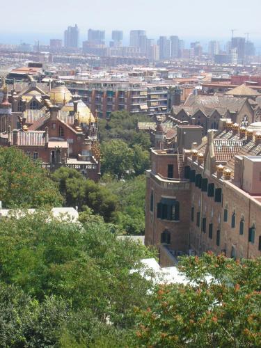 Hotel Aristol - Sagrada Familia impression