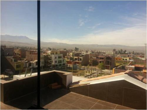 Jacuzzi En Terraza.Departamento Amoblado Con Jacuzzi Y Terraza In Peru