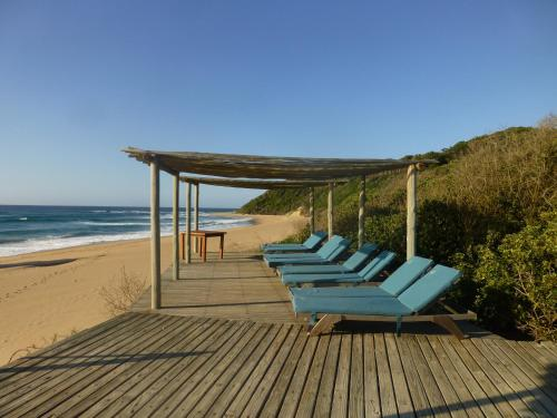 Mabibi Beach, Elephant Coast, Mabibi Camp, South Africa.