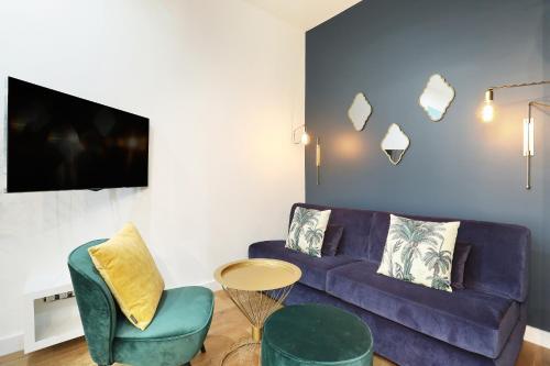 Appartement 2 Chambres Centre de Paris photo 11