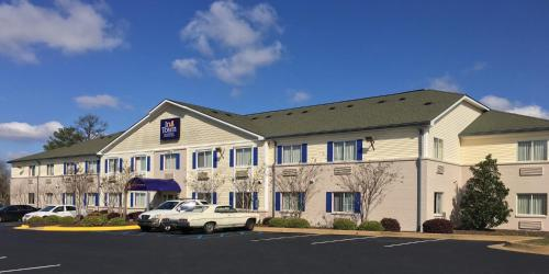 Intown Suites Extended Stay Tuscaloosa, Al