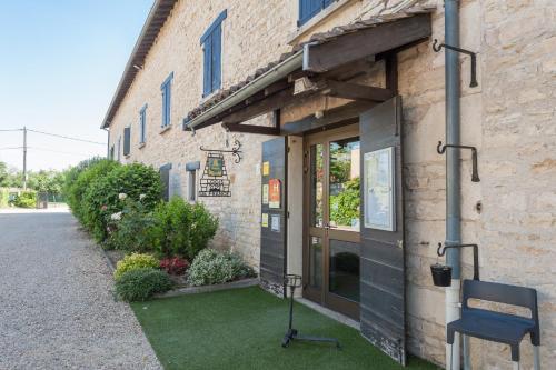 Hotel-Restaurant Saint Romain Logis - Anse