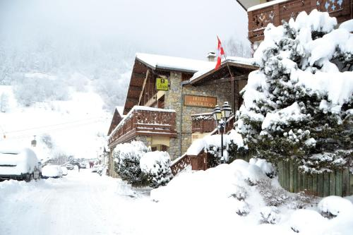 . Hotel Ancolie - Champagny en Vanoise