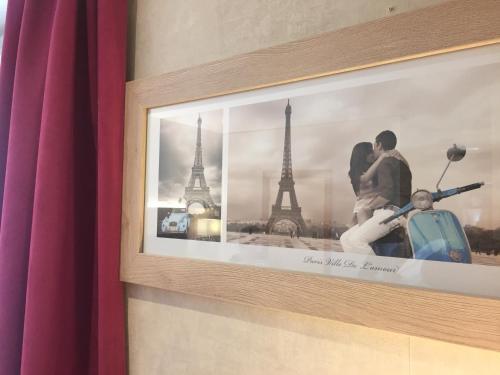 Hôtel Renoir Montparnasse photo 32