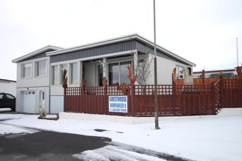 . Hamrahlíð 9 Guesthouse