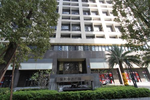Checkinn International Apartment Guangzhou Poly D Plaza Branch