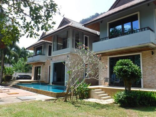 Tanasan Villa Aonang Krabi Tanasan Villa Aonang Krabi