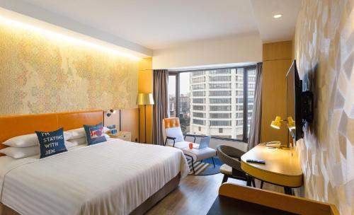 City Getaway Package-Deluxe Double Room