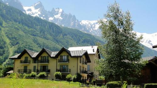Appartments Eden Lancher 17 Chamonix