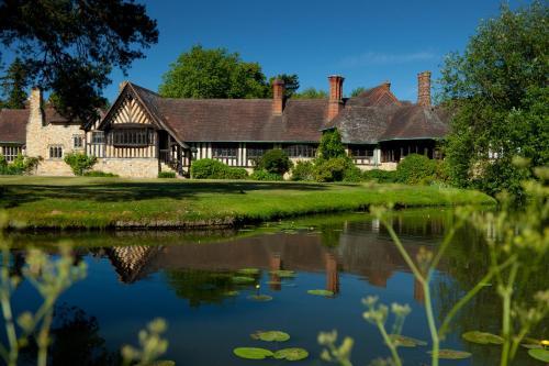 The Astor Wing, Hever Castle, Edenbridge, TN8 7NG, Kent, England.