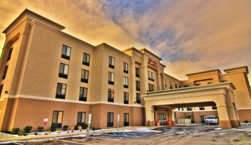 Hampton Inn and Suites Parsippany/North - Hotel - Parsippany