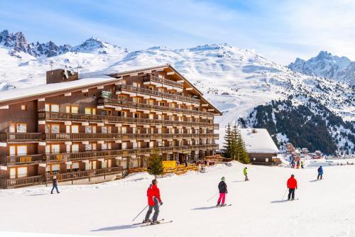 Hotel Les Arolles Meribel