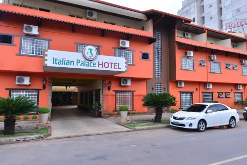 . Italian Palace Hotel