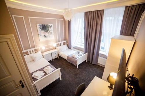 Hotel-overnachting met je hond in Aparthotel Platinum Apartamenty - Inowrocław