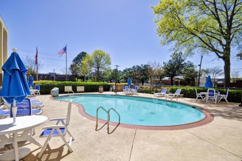 Hampton Inn Memphis-Poplar - Memphis, TN 38119