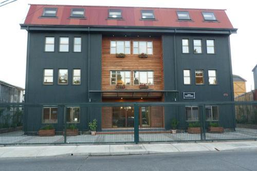 . Edificio Guadalauquen