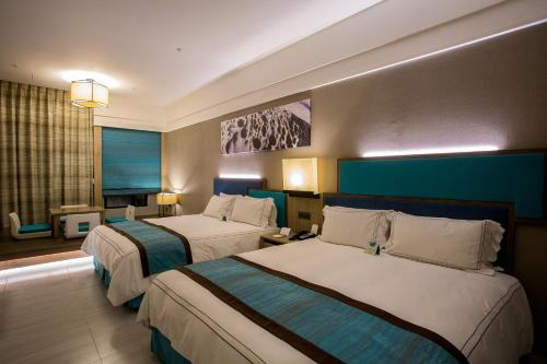 Fullon Hotel Fulong стая снимки