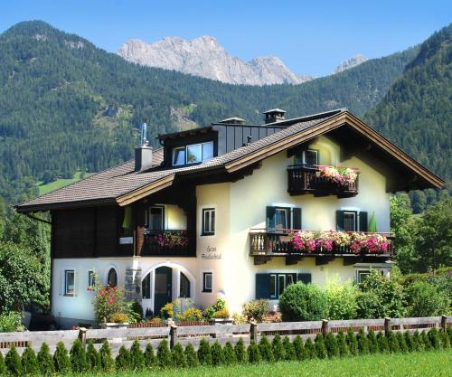 Apartments Saalachtal Lofer