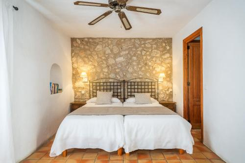 Standard Doppel- oder Zweibettzimmer Finca Hotel Es Castell 1