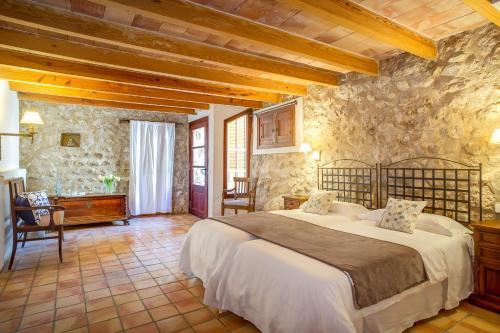 Standard Doppel- oder Zweibettzimmer Finca Hotel Es Castell 15