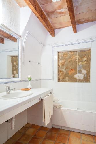 Standard Doppel- oder Zweibettzimmer Finca Hotel Es Castell 9