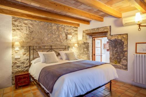 Standard Doppel- oder Zweibettzimmer Finca Hotel Es Castell 12