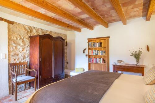 Standard Doppel- oder Zweibettzimmer Finca Hotel Es Castell 11