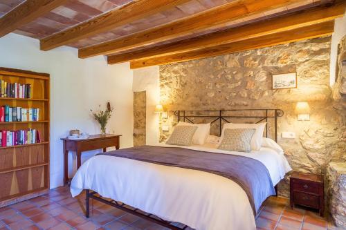 Standard Doppel- oder Zweibettzimmer Finca Hotel Es Castell 13