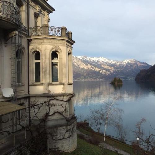 Switzerland Iseltwald Apartment, Interlaken