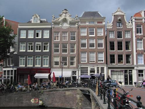 Prinsengracht Canal House Aðalmynd